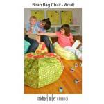 Bean Bag Chair - Adult size tutorial