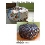 Bean Bag Chair - Child size tutorial
