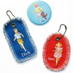 DICK AND JANE CHUNKY CHARMS
