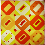 Citrus Tide by Stephanie Kendron - INSPIRATION ONLY