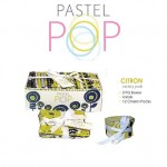 PASTEL POP CITRON - 2 FQs, 4 Rolls, 12 Charmpacks