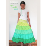 Cotton Couture - Fiesta Skirt by Tamara Kate