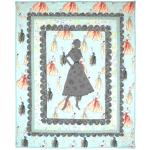 Couture Quilt by Marinda Stewart