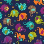 ELEPHANT ROMP