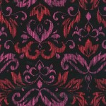 BLOOMING DAMASK