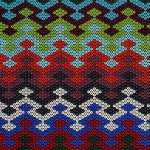 BLANKET CHEVRON