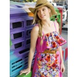 Floralicious Womens Dress