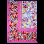 Floralicious Quilt  by Marinda Stewart
