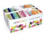 Technicolor Fat Quarter Box