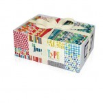 Just My Type Fat Quarter Box