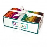 Gem Tones Fat Quarter Box