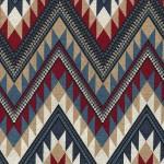 TRAVIS on cotton flannel