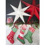 Holiday Glitz Stockings