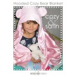 Hooded Cozy Bear Blanket Tutorial
