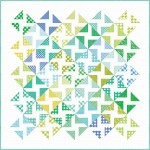 Ocean Breeze Quilt by Susan Emory