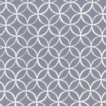 Printed Cotton Couture   COLOR: GRAY