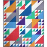 Trigonometry Quilt by Emily Herrick