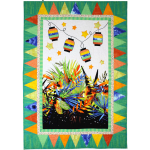 Tropical Madness Quilt  by Marinda Stewart
