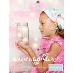 Wee Wander Dress- Pink