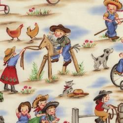 Lil' Cowgirls