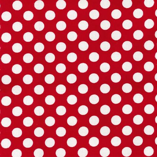 red white dots wallpaper - photo #22