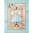 A Fashionista Studio Quilt by Marinda Stewart