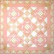 Glitz Pink Quilt by Heidi Pridemore