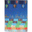 Oasis Frolic QUILT by Jennifer Topp