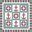 The Littles Quilt by Heidi Pridemore