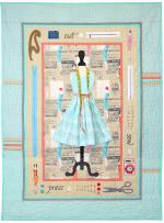A Fashionista Studio Quilt