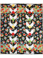 Bette's Bouquet Quilt by Susan Emory