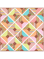 Boho Nuevo Quilt - Instructions Coming Soon