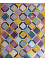 Cobblestone Quilt by Tamara Kate