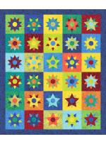 Crayon Box Quilt  by Heidi Pridemore