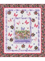 Fairy Dream Quilt by Heidi Pridemore
