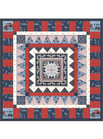Equestrian Quilt by Jessee Maloney