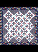 Floret Quilt by Susan Emory