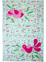 Fly Away Quilt by Marinda Stewart