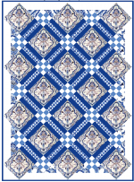 French Tile Quilt
