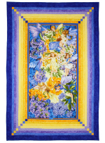 From Dawn Till Dusk Quilt by Marinda Stewart