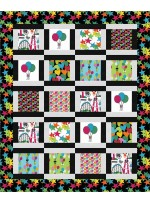 Funfair Quilt by Susan Emory
