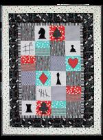 Games Quilt  by Marinda Stewart