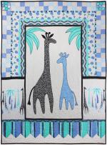 Giraffes, Oh My! Quilt