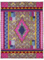 """Gypsy Heart Quilt by Marinda Stewart / 48x64"""" - instructions coming soon"""