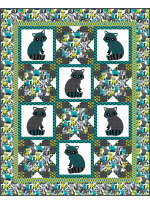 Houndstooth and Friends Quilt