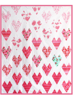 Lots of Love Quilt by Tamara Kate