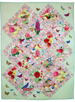 Menagerie Lattice Quilt
