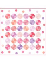 Modern Dot Quilt  by Heidi Pridemore