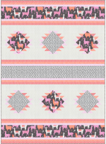 Packmates QUILT by Heidi Pridemore