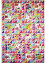 Princess and Castles Quilt by Marinda Stewart